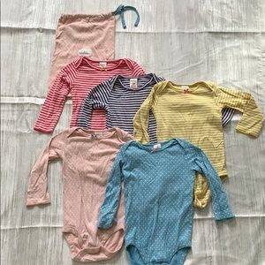 💥5 Piece💥 Mini Boden Bodies - Size 18-24 months